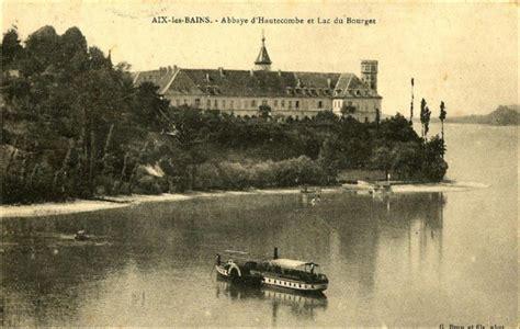 cartes postales anciennes de p 234 cheurs du lac du bourget en