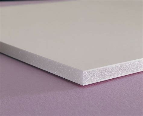 Pvc Foam Board white sintra pvc foam board plastic sheets 3mm 1 8 quot 12 quot x
