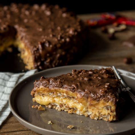 daim kuchen schweden l 228 sst gr 252 223 en krokant daim torte