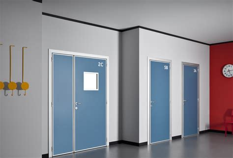porte interne per scuole porte per scuole porte in alluminio e vetro