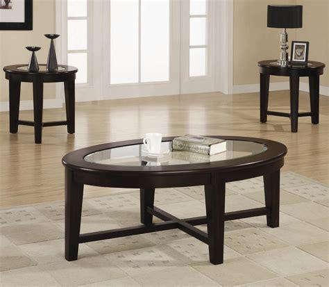 glass living room table sets living room glass insert top living room table set