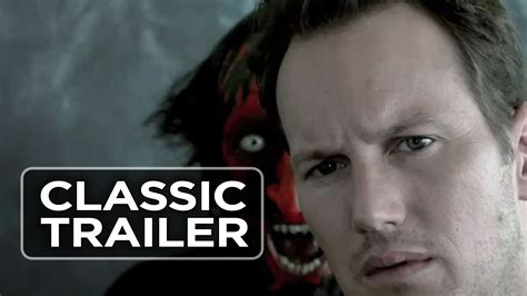 insidious movie youtube insidious 2010 official trailer 1 james wan movie hd