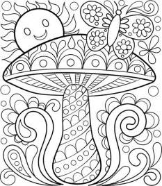 Galerry nature s wonders coloring book