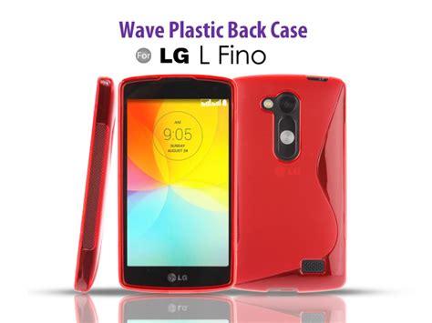 Casing Hp Lg L Fino lg l fino wave plastic back