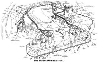 1966 mustang wiring diagrams average joe restoration