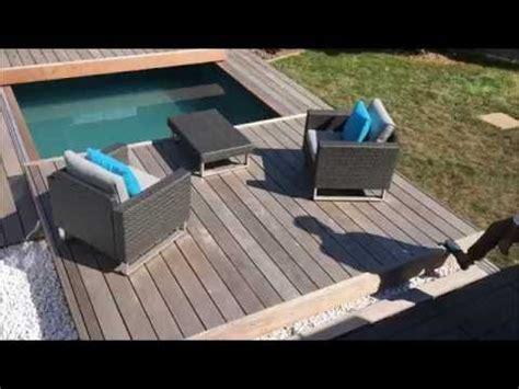 terrasse mobile de piscine images  pinterest