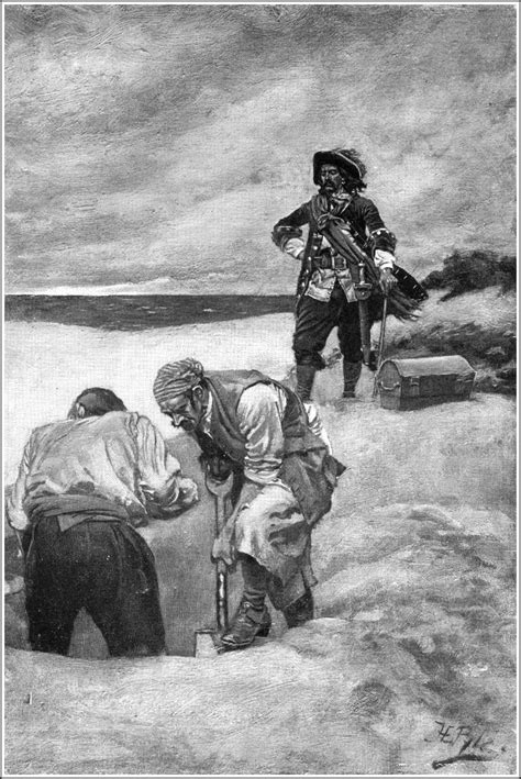 *Howard Pyle* Howard Pyle's Book of Pirates Published by