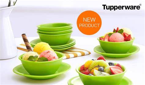Tupperware Sweet Blossom Hijau 1 jual tupperware sweet blossom hijau harga kualitas terjamin blibli
