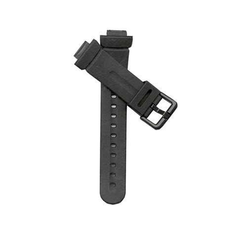 Bande Velcro 2939 by 14mm Bg141 Black Casio Band