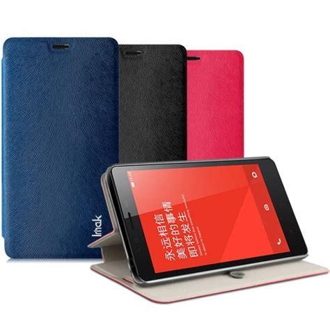 Xiaomi Redmi Note Imak Flip Leather Hardcase Cover imak flip leather cover series for xiaomi redmi note