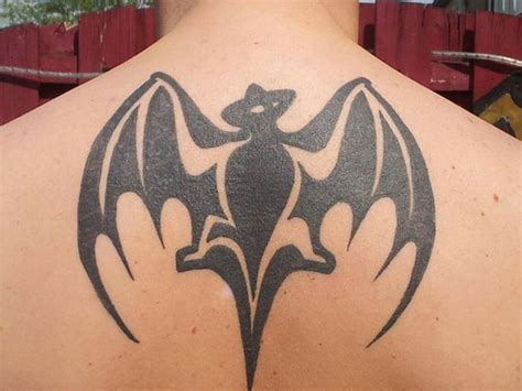 tattoo batman tribal 27 powerful tattoo ideas for guys