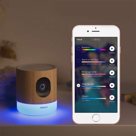 Buy Nokia Home HD Home & Baby Monitoring Camera (Withings