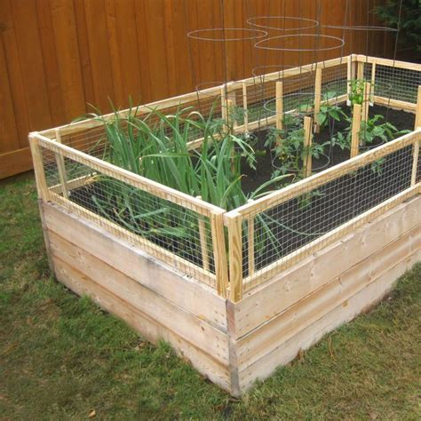 raised garden beds plans 42 diy raised garden bed plans ideas you can build in a day