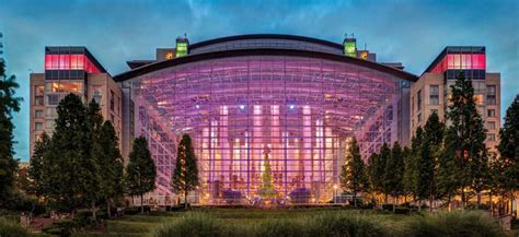 Gaylord hotel on the potomac