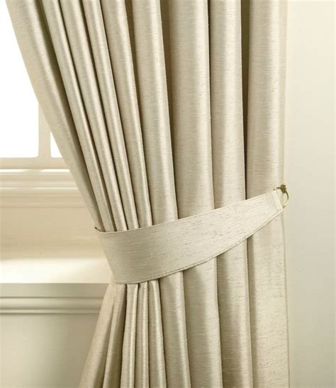 elegant curtain tie backs make your room elegant by simple curtain tie backs