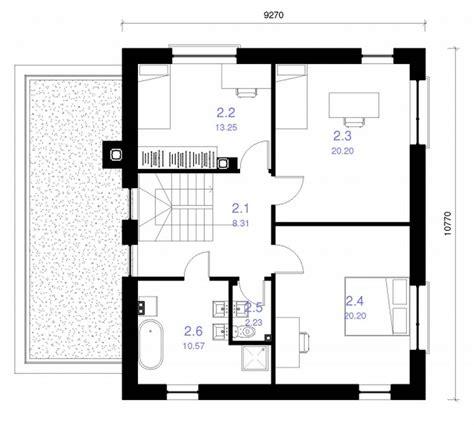 plano de casa de un piso 005jpg planos de casa cuadrada de dos pisos construye hogar