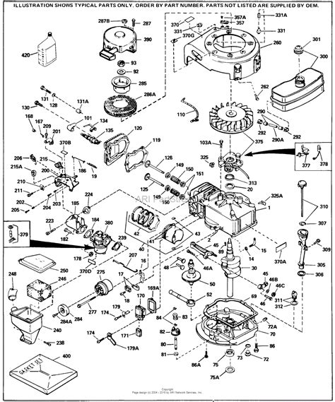 parts diagrams tecumseh lav35 41010s parts diagram for engine parts list 1