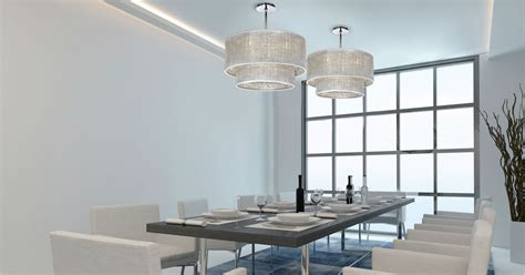 Rectangular Shaped Chandeliers Dining Room Dazzlers Sparkling Crystal Dining Room