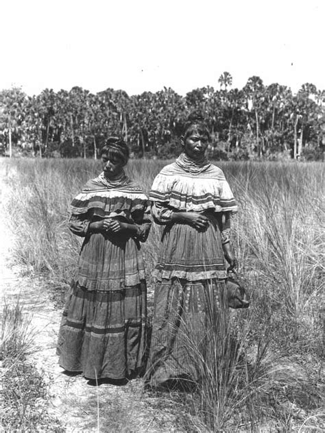 Seminole Patchwork History - community of the month the florida memory
