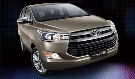 Lu Senja Mobil Innova Toyota Kijang Innova Kalla Toyota Palu Kalla Toyota Palu