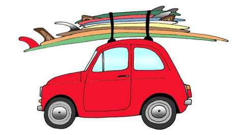 volkswagen with surfboard clipart car with surfboard clipart bbcpersian7 collections