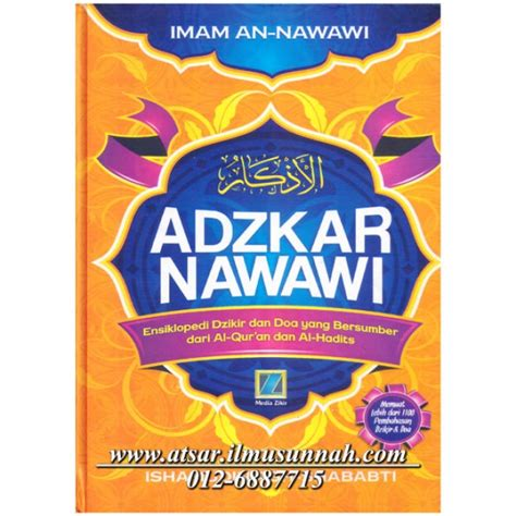 al adzkar karya al imam an nawawi ensiklopedi dzikir dan doa