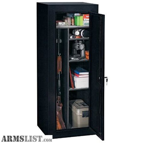 armslist for sale 18 gun safe or 10 gun safe with shelves