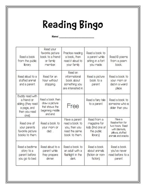 pin by the reading residence on my 300 picture book challenge pinte reading bingo pdf fluency reading bingo and