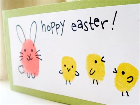 easy easter cards for toddlers to make simple card ideas for