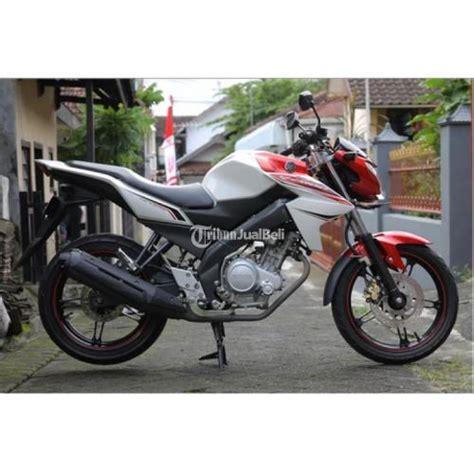 Lu Warna Putih Motor motor yamaha new vixion advance tahun 2013 warna merah