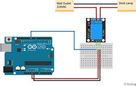 arduino relay module wiring not wiring diagram