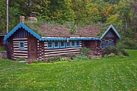 Sod Roof Cabin by Sod Roof Cabin Picture Of Mount Horeb