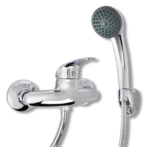 bathtub faucet hose bath mixer shower valve single handle faucet hose showerhead hook www vidaxl com au