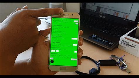 Samsung A5 Fingerprint Samsung Galaxy A5 2017 Sensor Test Fingerprint Scanner