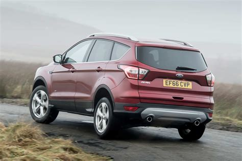 new ford kuga 2018 new ford kuga 2017 review pictures auto express