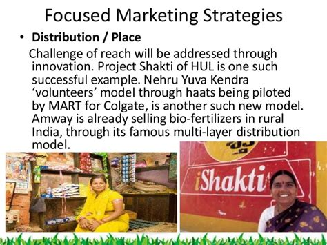 Future Of Mba Marketing In India by The Future Of Rural Marketing