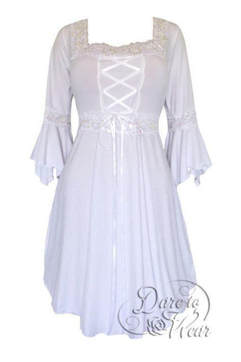 Size 5x Wedding Dresses by Plus Size White Lace Renaissance Corset