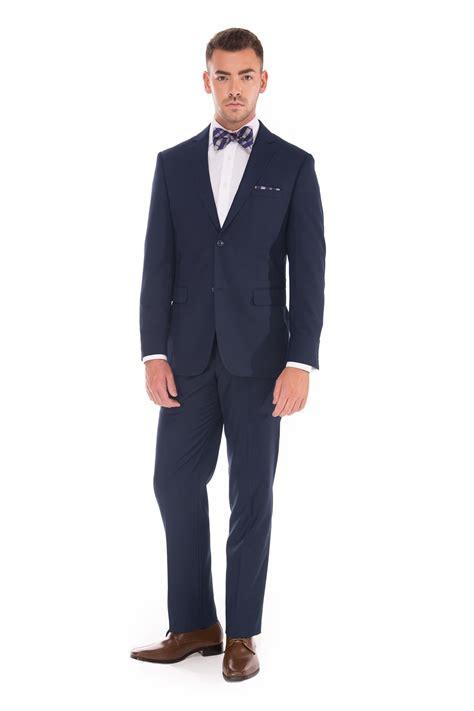 wedding suit geno s formal affair navy blue wedding suit