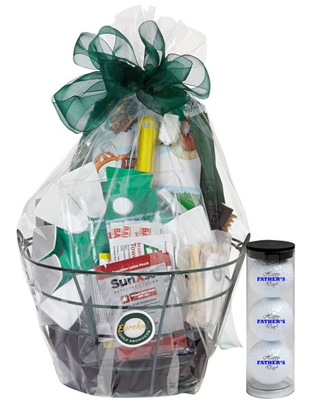 Gift Baskets For S Day S Day Golf Gift Basket