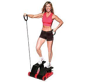 andrea kelly workout dvd brenda dygraf total body airclimber with step tracker 2