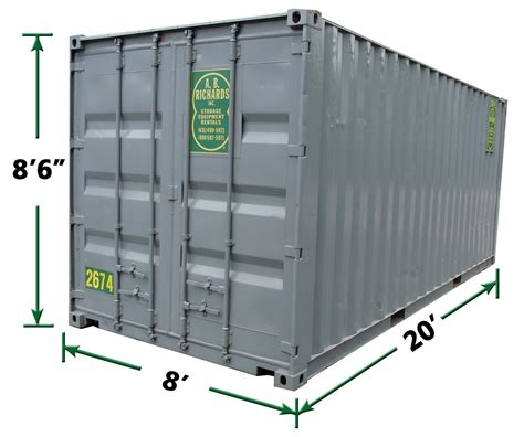 20 x 20 storage container 20 storage container residential storage container rental