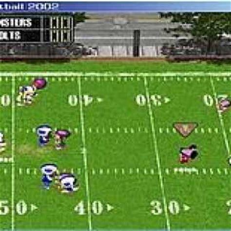 backyard football 2001 backyard football 2002 similar games giant bomb