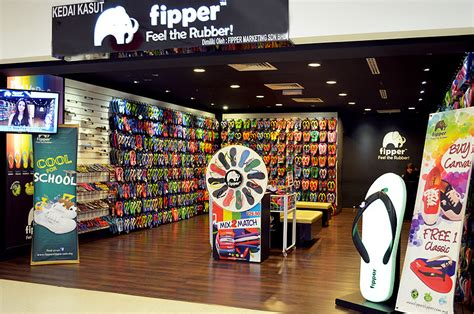 Fipper feel the rubber stores