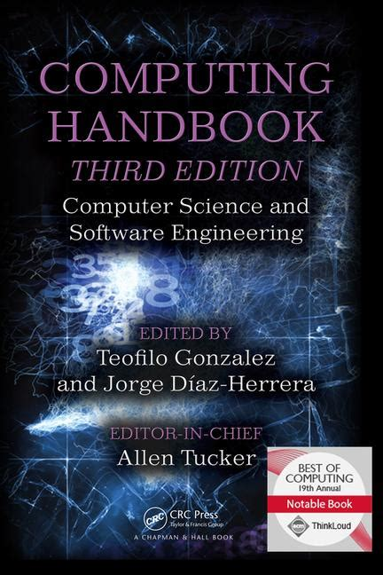 index of engineering books pdf computing handbook third edition computer science and