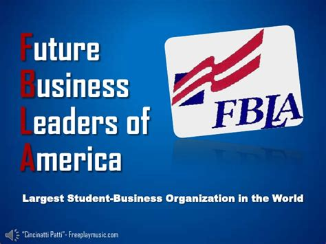 what are the fbla colors why you should join fbla pbl