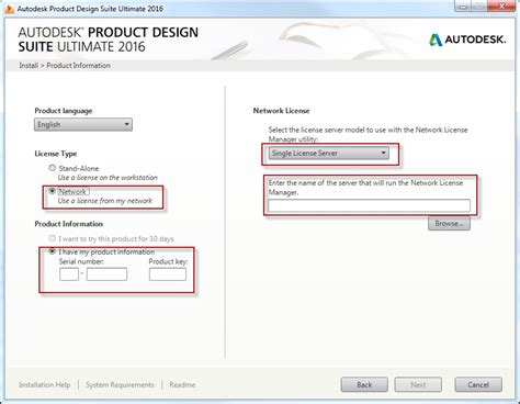 autodesk point layout network license autodesk 2016 product network license check list