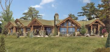 large one story homes large one story log home floor plans single story log home designs log home living floor plans