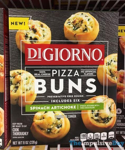 bun calories loblaws pizza bun calories