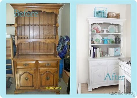 Visit Hutch Hutch Makeover Before And After Diy