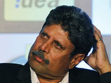 kabaddi world cup kapil dev loses cool question on